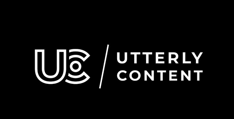 Utterly Content logo