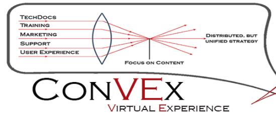 Convex conference logo